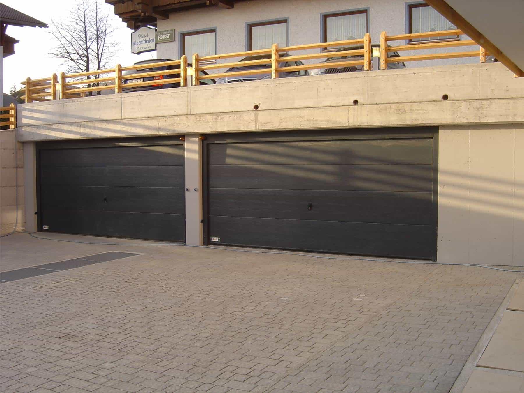 Garagentor Südtirol